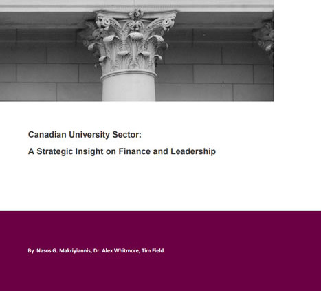Canadian University Sector